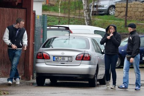 "Michele Kurth (links) und Jenny Schreyer am 22.03.2014 beim ""JN-Europakongress"" in Kirchheim"